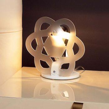 Abat jour Clea design moderno per comodino