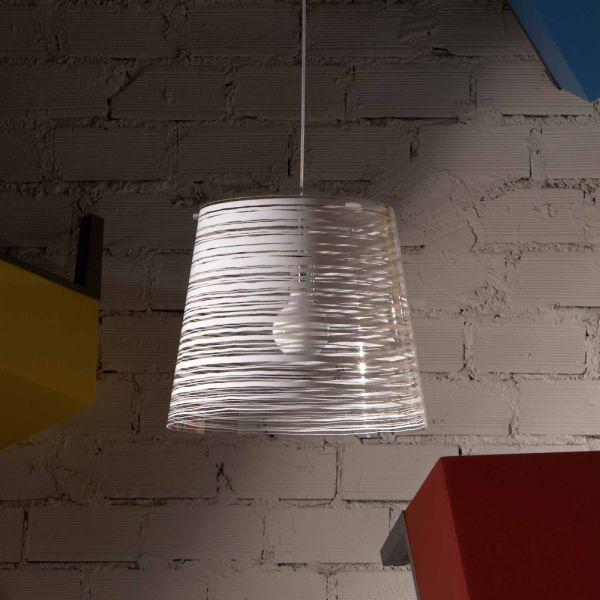 Lampadario a sospensione design moderno per soggiorno Pixi