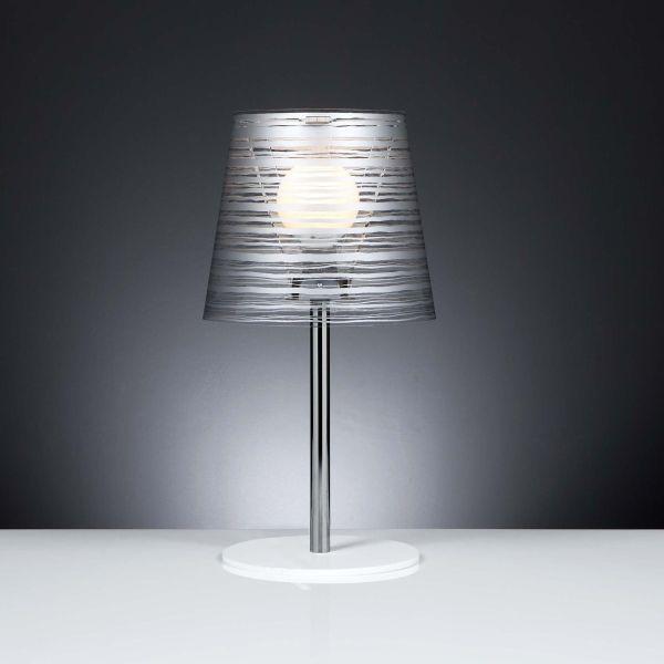 Lampada da tavolo design moderno in plexiglasss Pixi