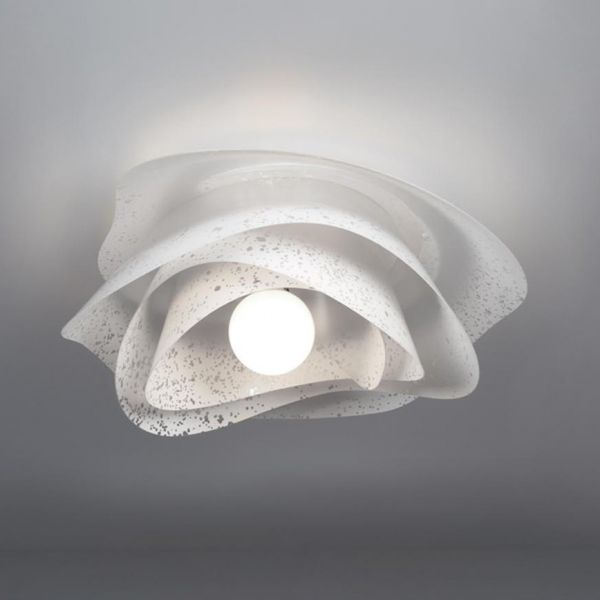 Applique plafoniera da soffitto rosa lampadario moderno for Lampadario camera da letto
