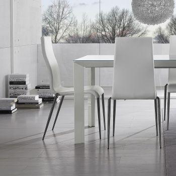 Sedia impilabile design Colamon