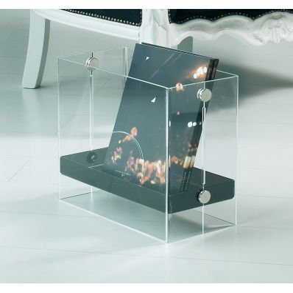 Portariviste plexiglass Bibai