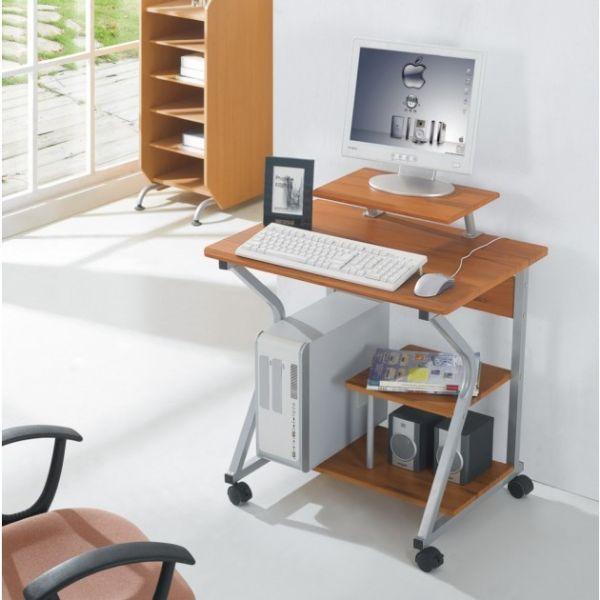 Scrivania per computer ufficio porta PC Compact 2