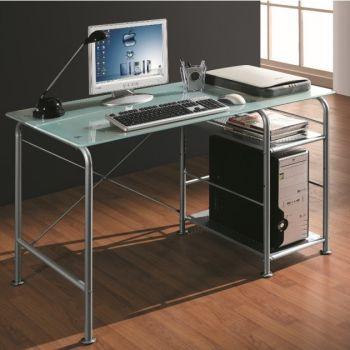 Scrivanie porta computer design moderno mobiletti in vetro per pc - Mobiletti in vetro ...