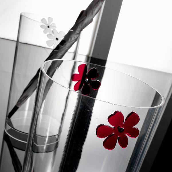 Tweet portaombrelli da ingresso in metacrilato design - Portaombrelli design moderno ...