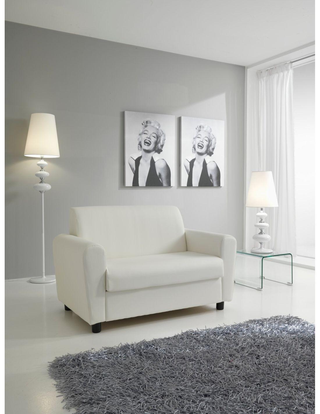 Divano due posti design divano due posti usato idee per for Smart arredo