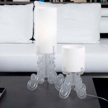 Lampada abat jour Truciolo per soggiorno camera da letto design