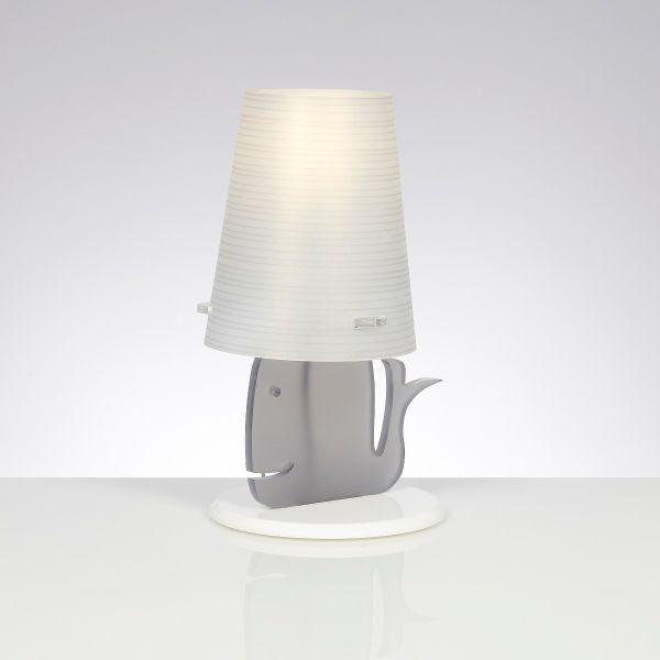 Balenalamp lampada da tavolo per cameretta bambini