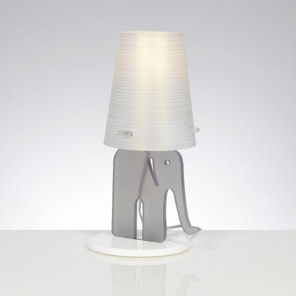ElefantLamp lampada abat jour design per cameretta bambini