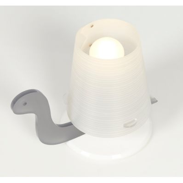 LumoLamp lampada abat jour da comodino per cameretta ragazzi