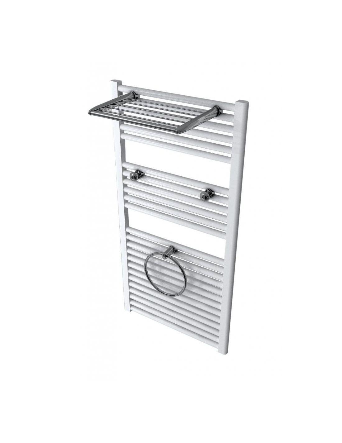 coppia appendini per termoarredo radiatori tubolari handy
