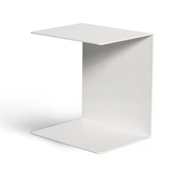 Mensola modulare componibile in acciaio Ghost