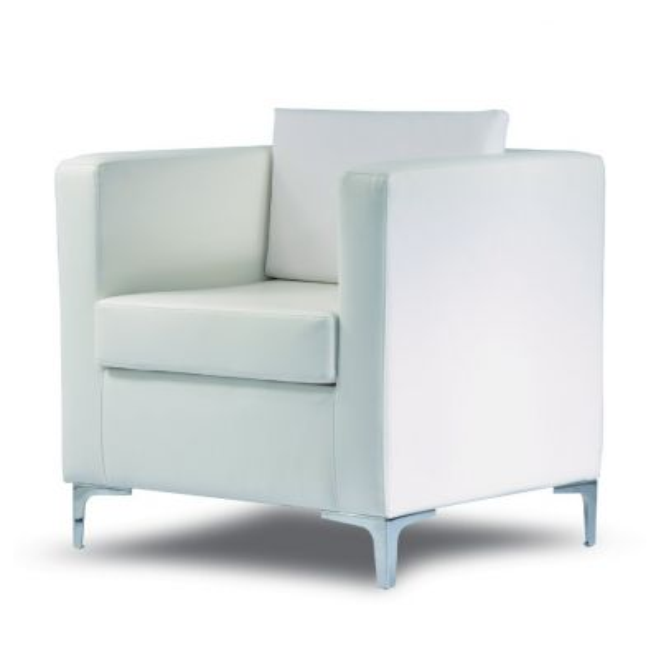 Poltroncina sala attesa moderna Cubo ricevimento ospiti
