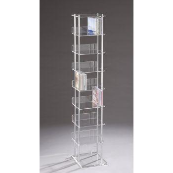 Porta CD DVD: design moderno a colonna o da parete - Smart Arredo ...