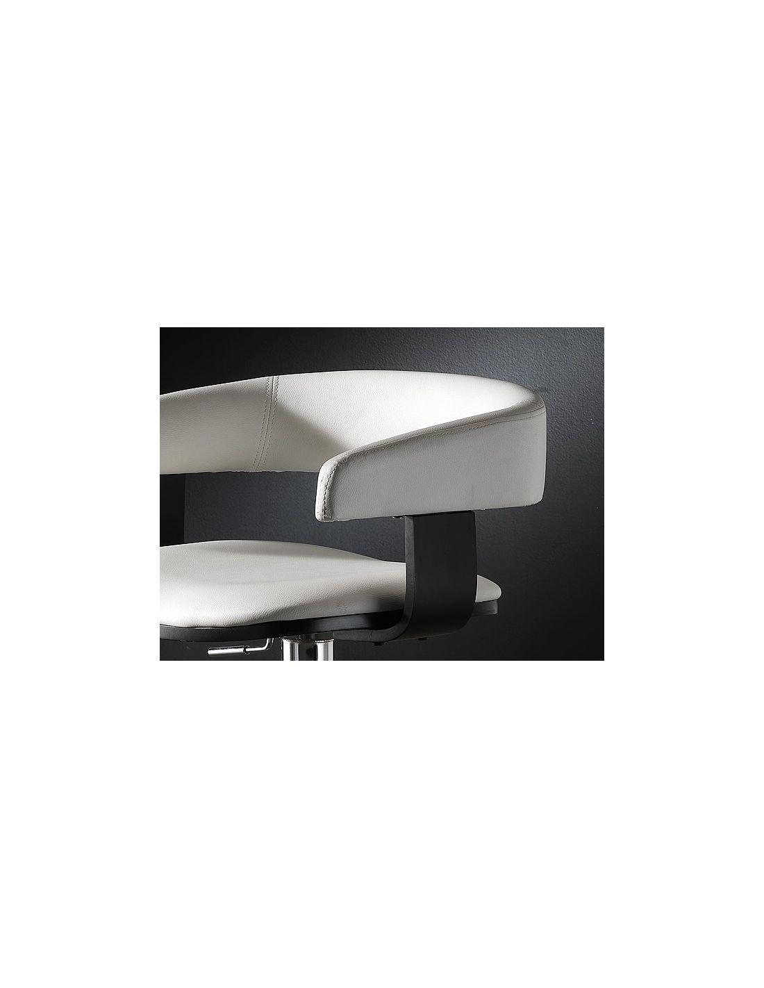 sgabello cucina moderno ~ sgabello cucina valma design moderno in ecopelle bianca