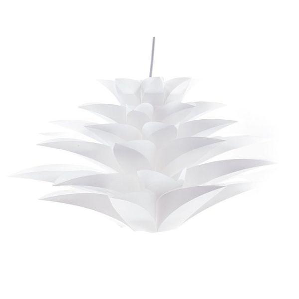Lampadario Yumiko a sospensione a forma di fiore
