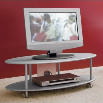 Carrello porta TV  RELAX su Ruote