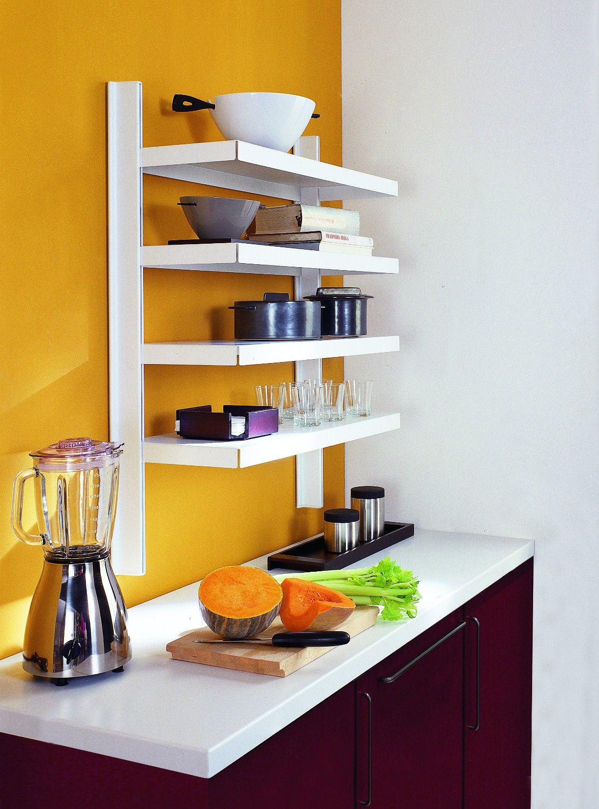 Awesome scaffali per dispensa cucina lx26 pineglen - Dispensa in cucina ...