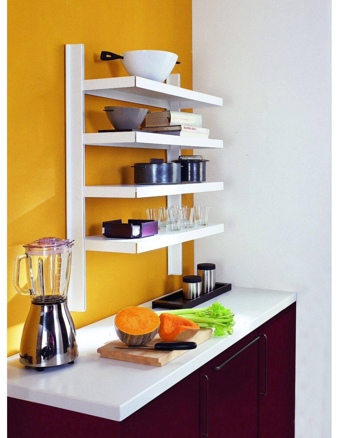 Scaffale Per Cucina - Idee Per La Casa - Syafir.com