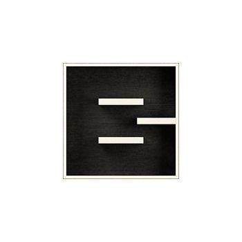 ABC Bookcase cubo modulo base a forma di lettera 51 x 51 cm