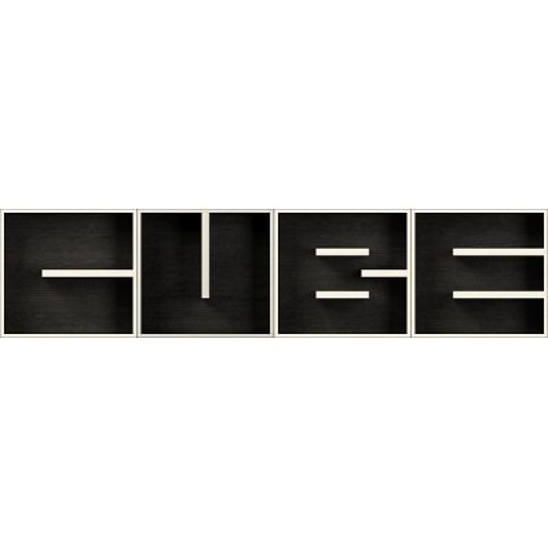 Libreria a cubi componibile con lettere alfabeto ABC CUBE