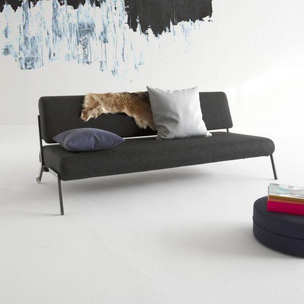 Divano letto design scandinavo minimalista debonair - Divano letto scandinavo ...