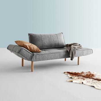 Divani letto matrimoniali singoli economici moderni e di design smart arredo design - Divano letto senza materasso ...