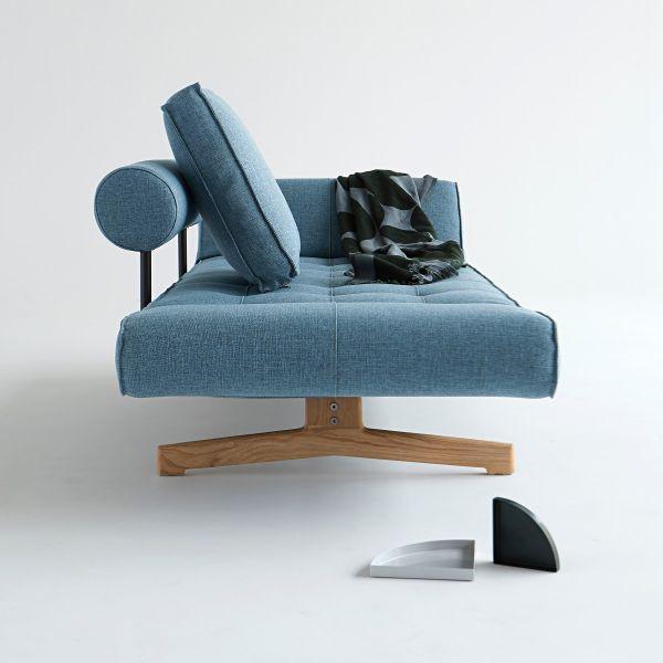Divano letto singolo design scandinavo trasformabile ghia per ...
