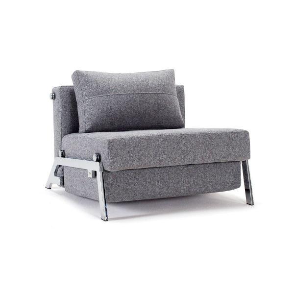 Poltrona letto cubed design scandinavo poltroncina per for Poltrona design ebay