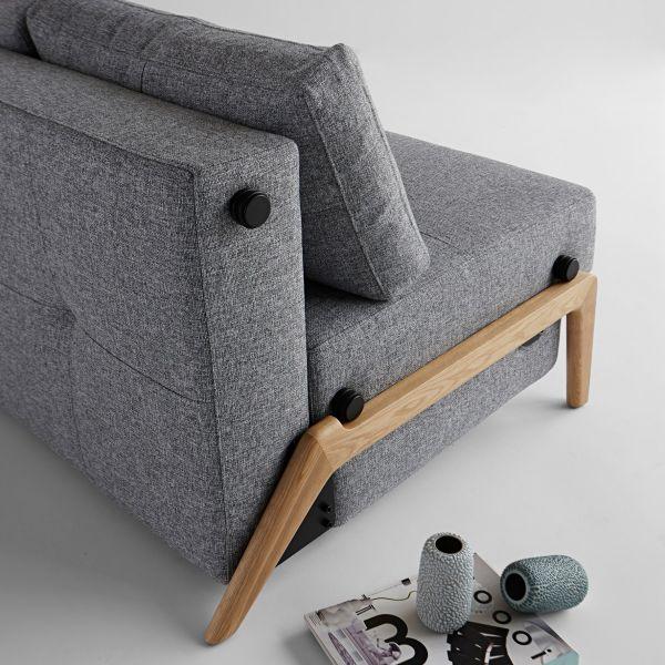 Poltrona letto cubed design scandinavo poltroncina per for Poltrona letto ebay