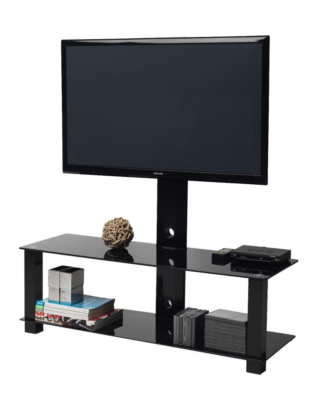 Mobile porta tv hook staffa girevole in metallo 60 pollici - Carrello porta tv meliconi ...