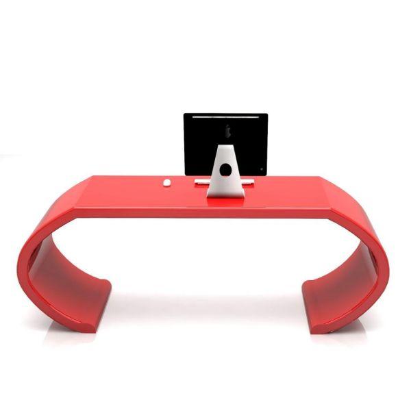 Scrivania design per ufficio studio moderno banconi per negozi Maxwell