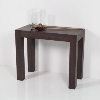 Consolle allungabile Look in legno tavolo pranzo fino a 300 cm