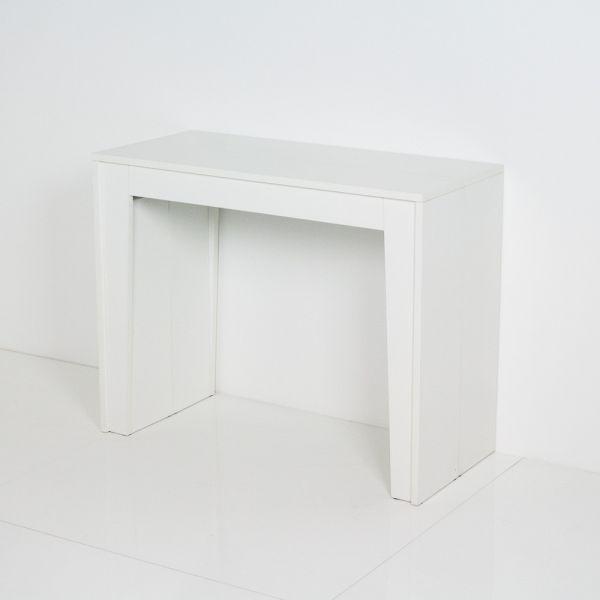 Consolle allungabile Magica in legno fino a 3 metri design moderno