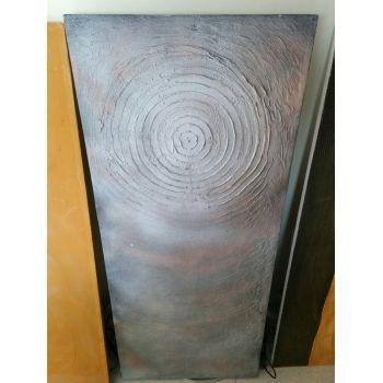 Quadro calorifero ad infrarossi Crystal Zen a muro 120 x 50 cm