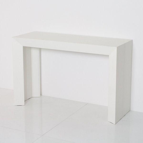 Consolle Ginevra allungabile tavolo da pranzo in legno fino a 300 cm