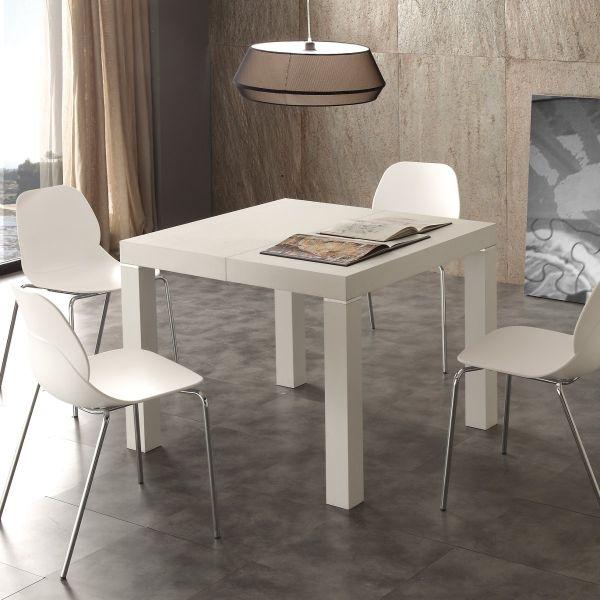 Tavolo quadrato allungabile Lillestrom