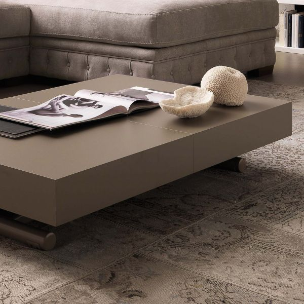 After tavolino da salotto trasformabile in tavolo da pranzo 220 cm ebay - Tavolino da salotto trasformabile tavolo da pranzo ...