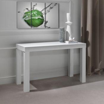 Rapida consolle allungabile in tavolo design moderno 120 x 300 cm
