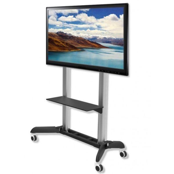 Trotter porta TV grandi dimensioni da 32 a 70 pollici 140 cm