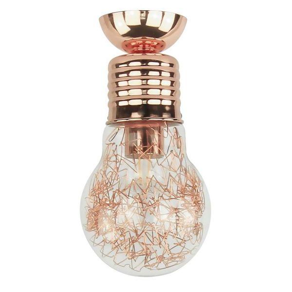 Marjatta plafoniera lampada da soffitto a forma di lampadina