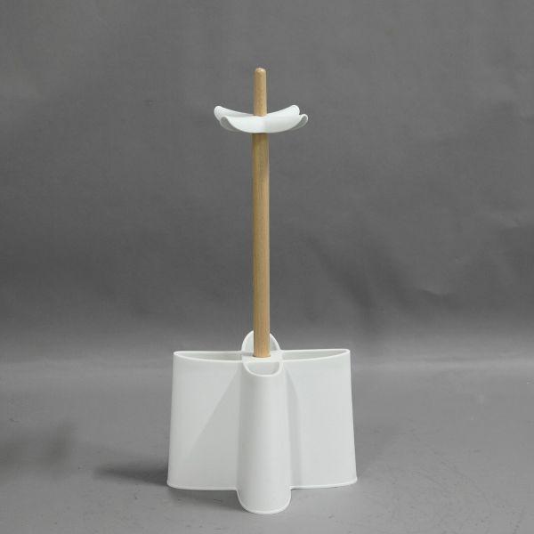 Kuadri portaombrelli design moderno in legno e plastica