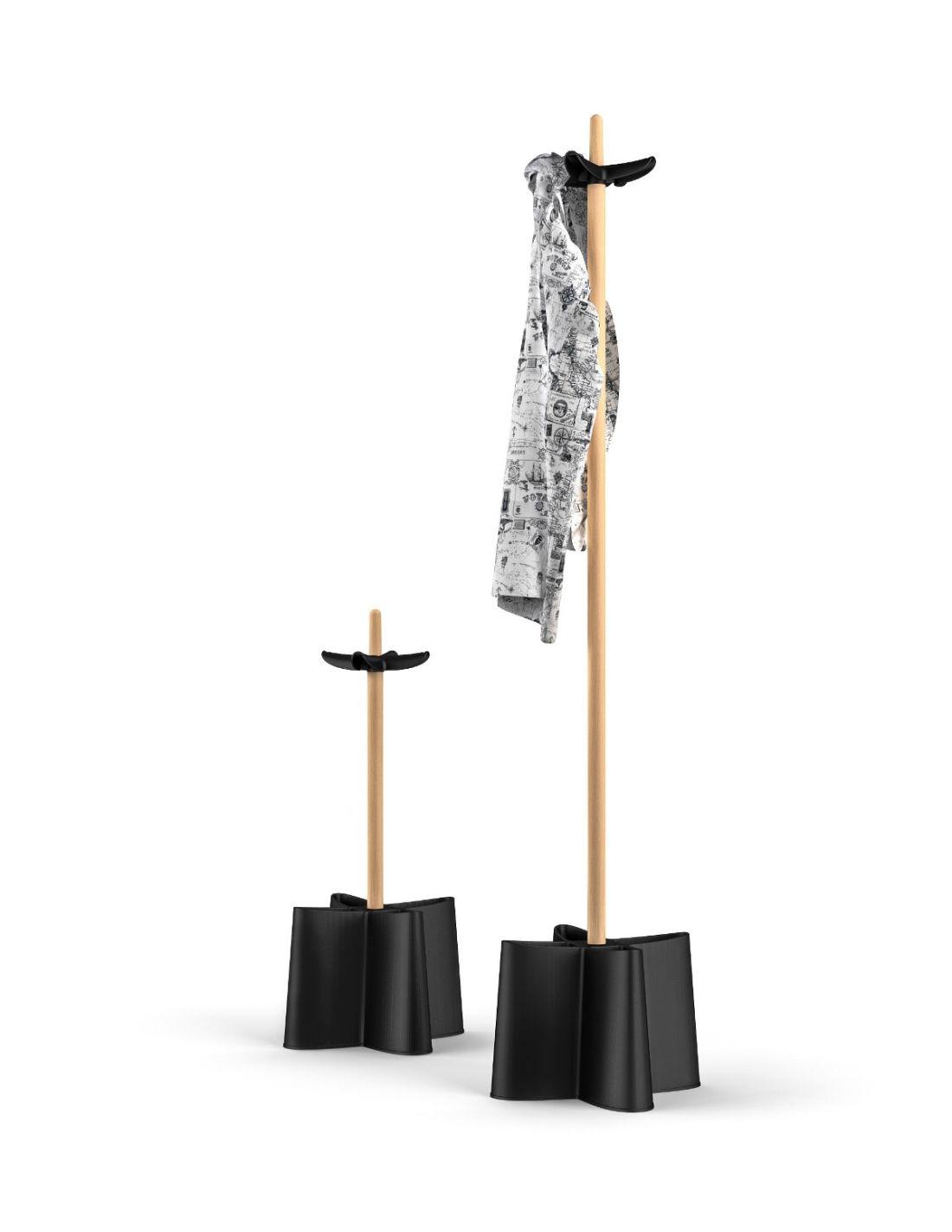 Kuadri portaombrelli design moderno in legno e plastica - Portaombrelli design originale ...