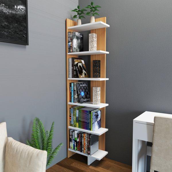 Libreria Angolare.Libreria Angolare Moderna Casa