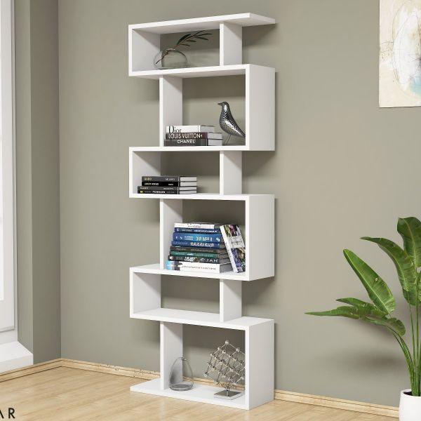 FLOYD libreria design A GIORNO a colonna da TERRA per soggiorno 60 x ...