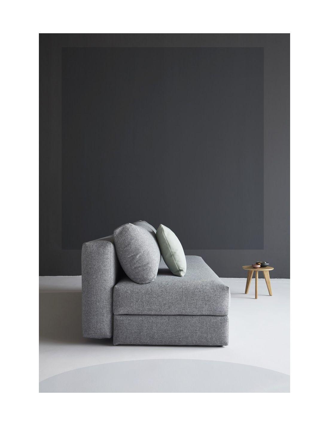 Osval divano letto matrimoniale con contenitore per uso quotidiano 150 x 200 cm