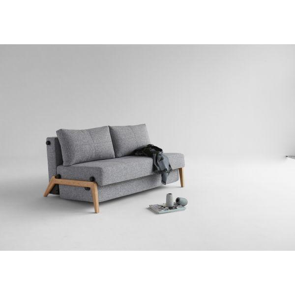cubed 160 divano letto matrimoniale design convertibile salvaspazio