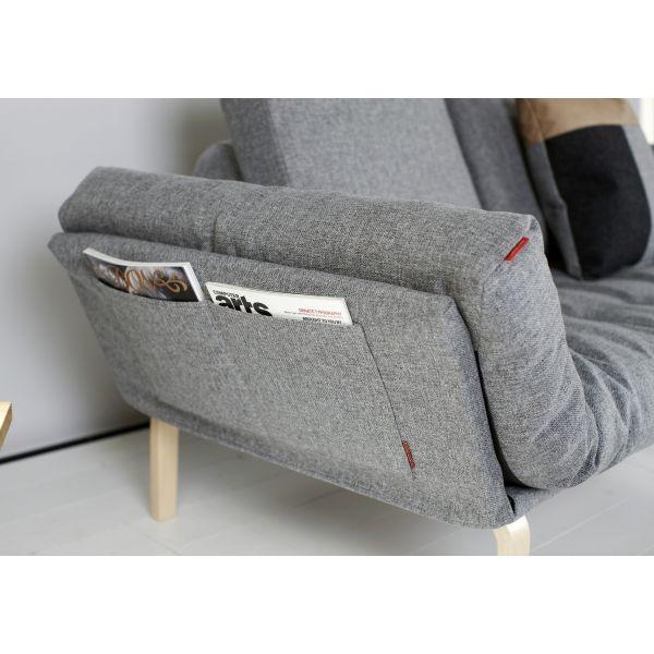 Beautiful rollo un divano letto singolo perfetto se vivi - Divano letto piccole dimensioni ...
