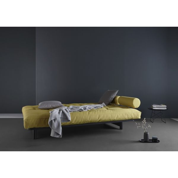 Fuji 120 divano letto moderno ad una piazza e mezza - Divano letto piazza e mezza ...