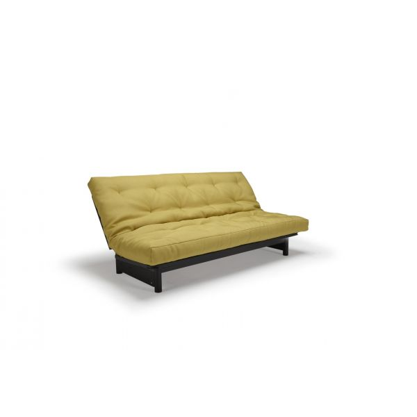 Fuji 120 divano letto moderno ad una piazza e mezza for Divano letto piazza e mezza